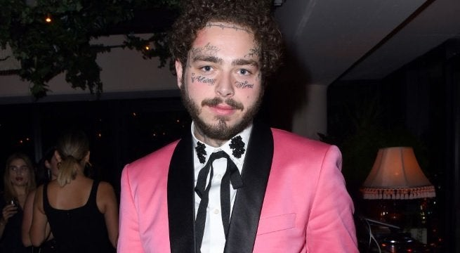 post malone getty images