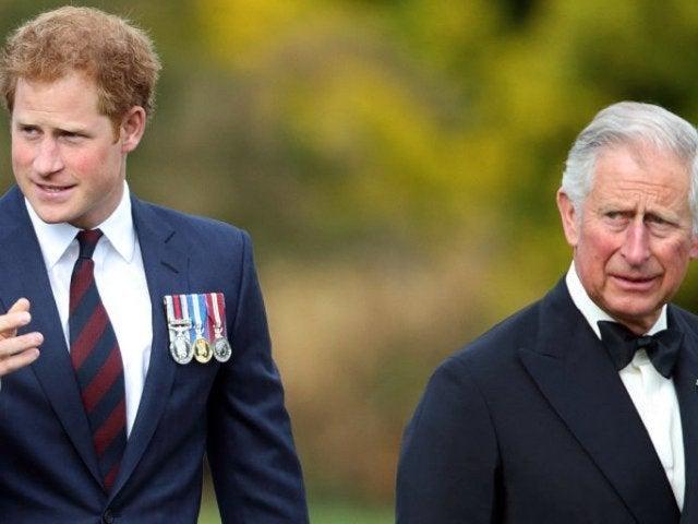 Prince Harry Reportedly Asks Prince Charles for Help Saving Meghan Markle's Reputation