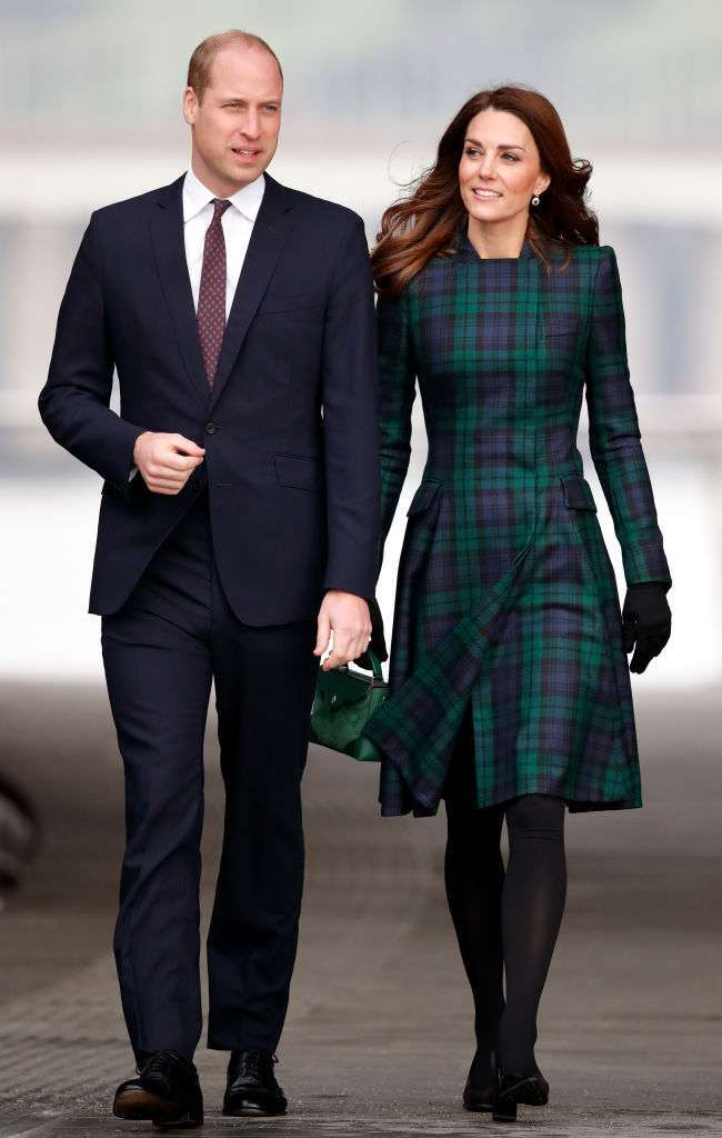 prince william kate middleton v&a dundee