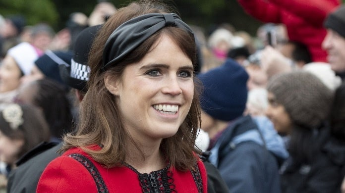princess eugenie getty images