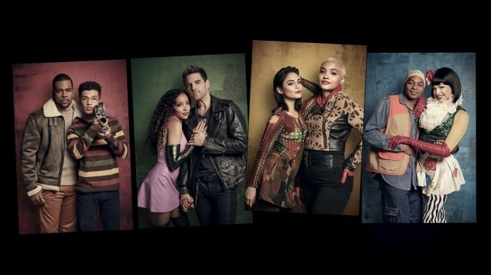 rent live fox cast