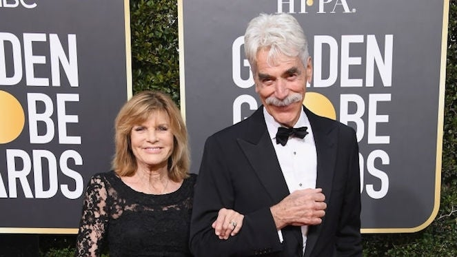 sam-elliott-katharine-ross-getty-Steve Granitz : Contributor