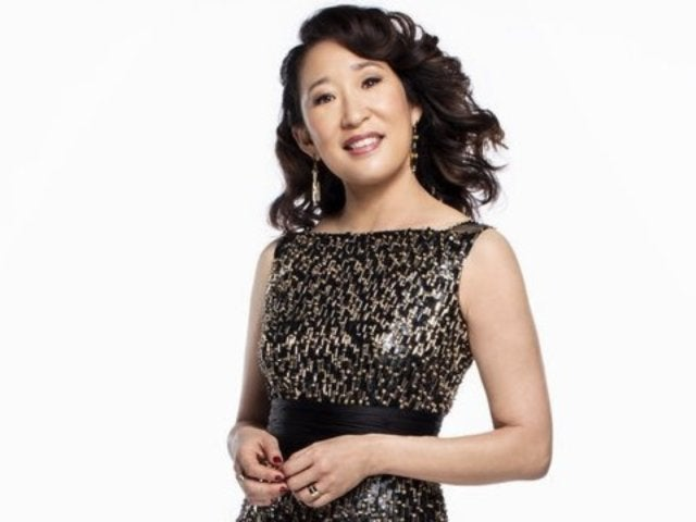 Golden Globes Host Sandra Oh Reveals If She'll Joke About President Donald Trump