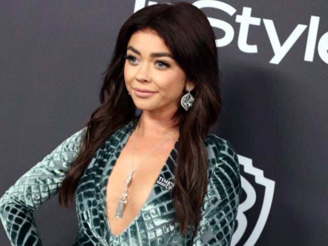 Sarah Hyland: 'Modern Family' Star Claps Back at Critics of Her Oscar Party Spanx
