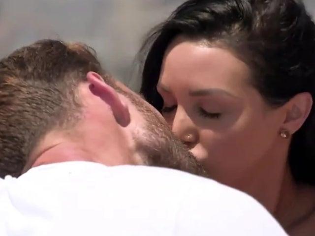 'Vanderpump Rules' Star Scheana Marie Kisses 'Bachelorette' Alum Robby Hayes
