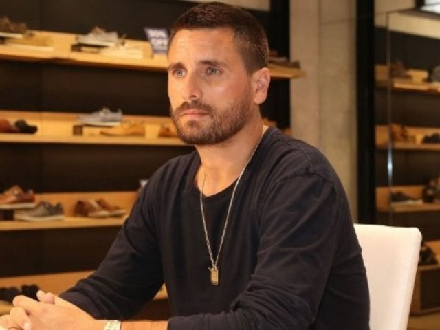 Scott Disick Reveals Photo Snuggling Penelope Day After Controversial Post Involving Daughter