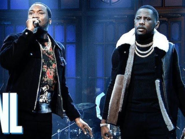 'SNL' Fans Flood Social Media During Meek Mill's Performance With Fabolous