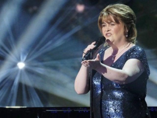 'America's Got Talent': Susan Boyle Gets First Golden Buzzer of 'The Champions' Season