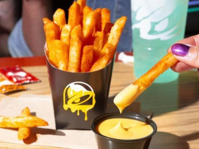 Taco Bell Ditching Nacho Fries