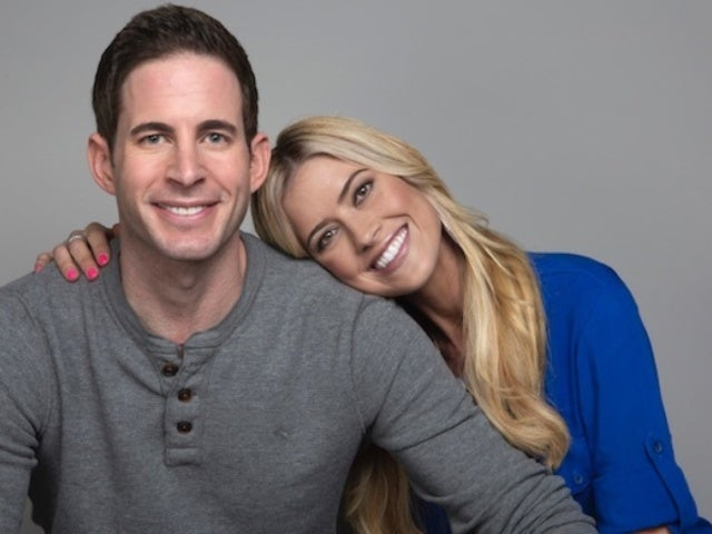 Christina Anstead Reunites With Ex-Husband Tarek El Moussa at Daughter's Christmas Performance