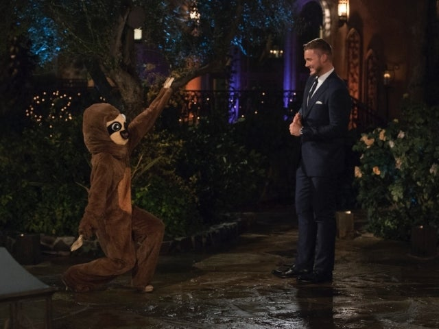 'The Bachelor' Contestant Channels Her Inner Sloth to Meet Colton Underwood