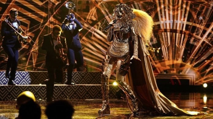 The Lion - The Masked Singer-2