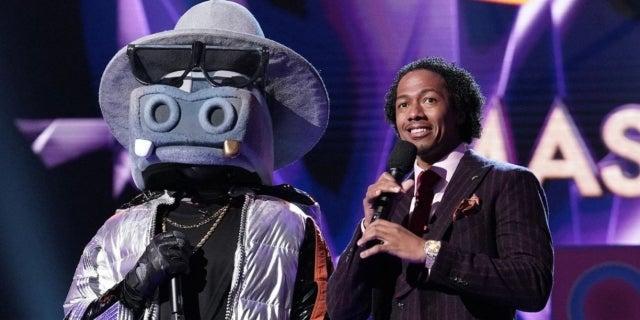 'The Masked Singer' Sh...