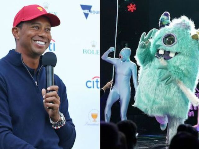 'The Masked Singer': Is Tiger Woods the Monster?