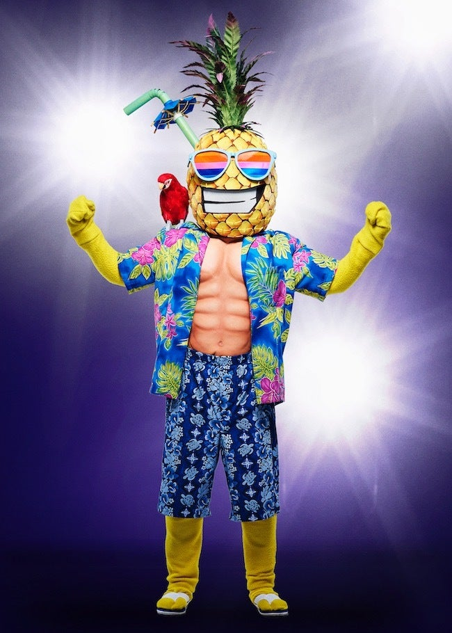the-masked-singer-pineapple-fox-michael-becker