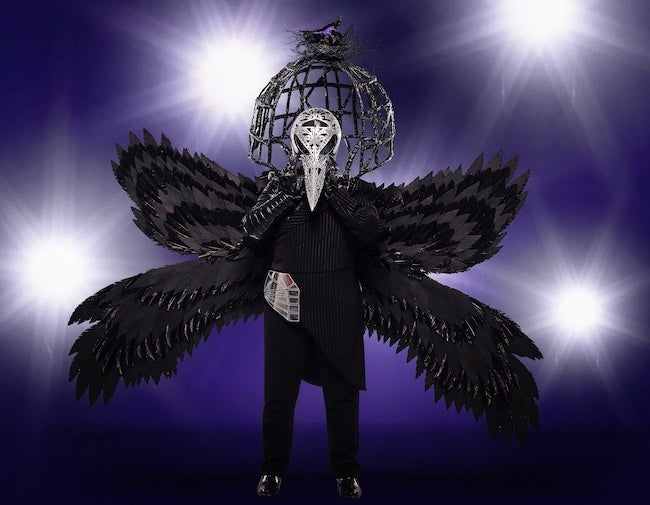 the-masked-singer-raven-fox-michael-becker
