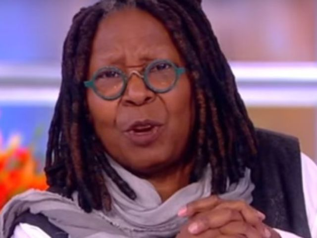 'The View' Stars Meghan McCain and Whoopi Goldberg Lose It During Segment Highlighting Controversial Remarks