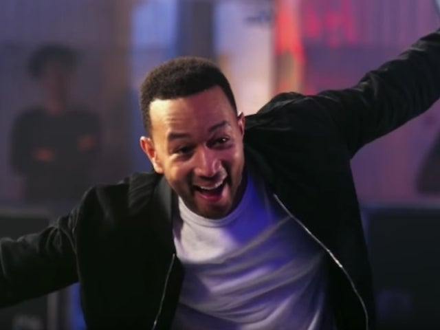 John Legend Shows up His 'The Voice' Co-stars in Season 16 Promo