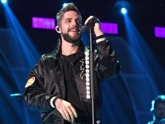 Thomas Rhett Challenges Bruno Mars, Luke Combs in Dance or Donate Challenge