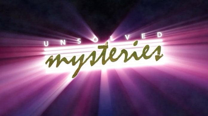 unsolved mysteries netflix