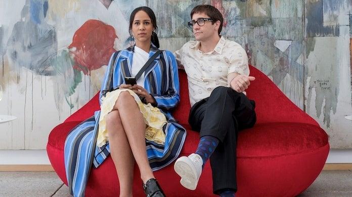 Velvet-Buzzsaw-Zawe-Ashton-jake-Gyllenhaal-netflix