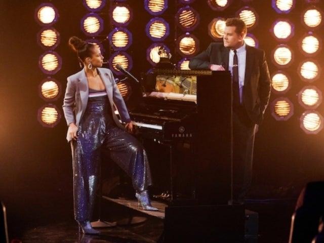 Grammys Host Alicia Keys Parodies 'Shallow' for Beautiful Segment