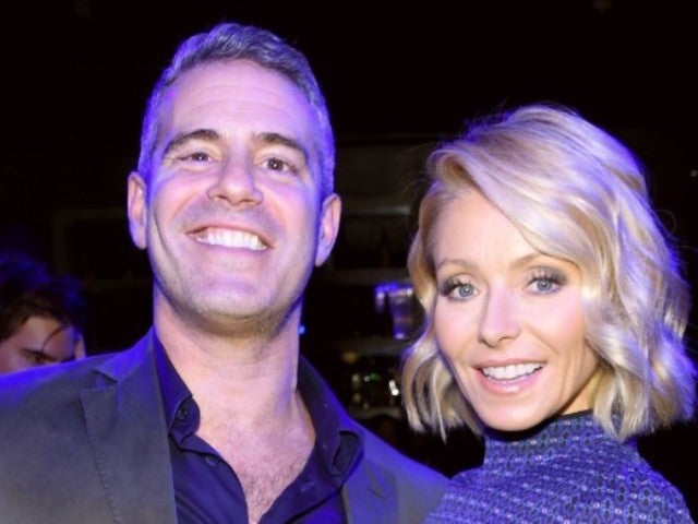 Kelly Ripa, Mariah Carey, Real Housewives and More Shower Andy Cohen in Love After He Welcomes Baby