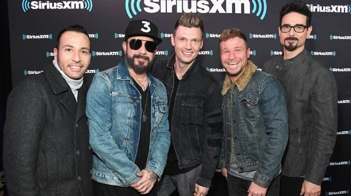 backstreet boys super bowl getty images