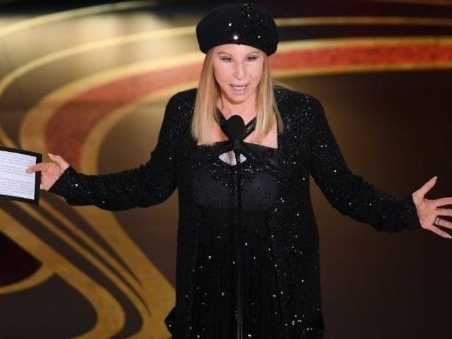 Oscars 2019: Barbra Streisand Receives Lengthy Standing Ovation
