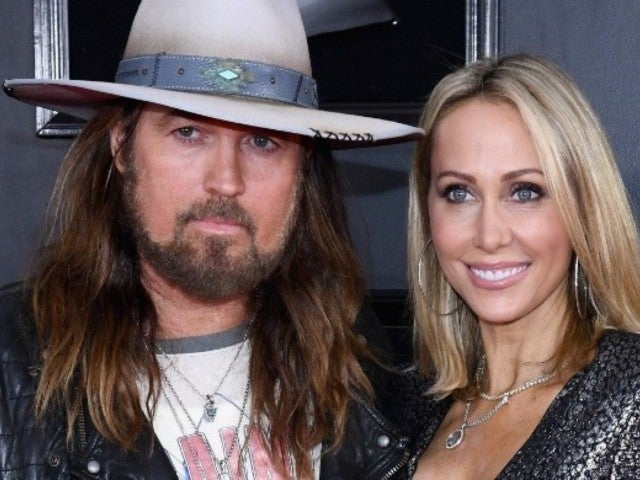 Billy Ray Cyrus Reveals Photo of Wife Tish With Massive Bags of Marijuana