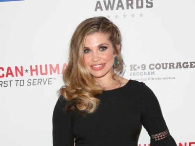 'Boy Meets World' Alum Danielle Fishel Shares First Photo of Baby Bump During Pregnancy