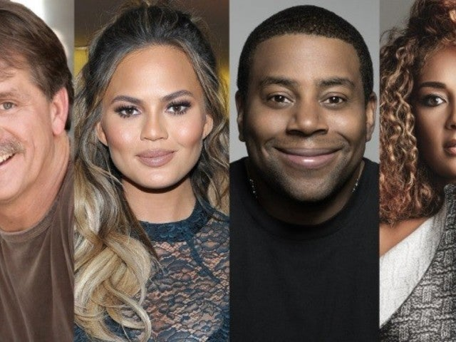 'Bring the Funny': NBC Unites 'SNL' Star Kenan Thompson, Jeff Foxworthy, and Chrissy Teigen for New Show