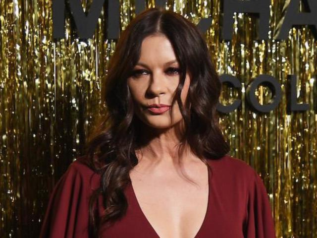 Catherine Zeta-Jones and Daughter Carys Struggle to Take Selfie, and Fans Can't Stop Laughing