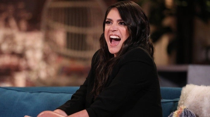 cecily strong busy tonight nbc e! network
