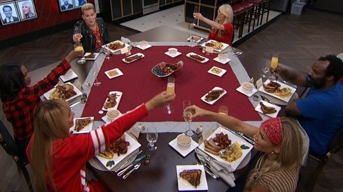 celebrity big brother 2-11 episode cbs