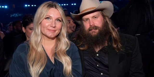 Chris Stapleton S Wife Morgane Sends Love To Tim Mcgraw