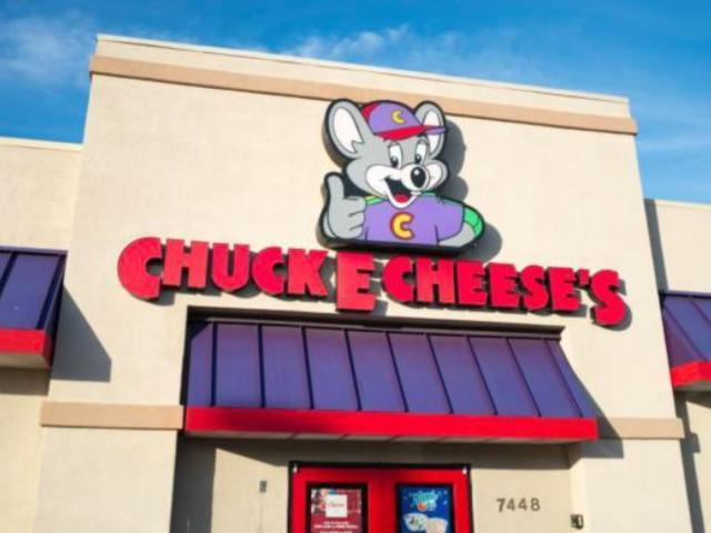 Chuck E. Cheese Now Offering Pizza Delivery, and It Isn't Cheap