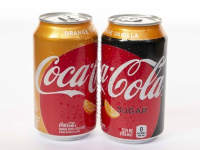 Coca-Cola Introduces First New Flavor in Over a Decade With Orange Vanilla Coke