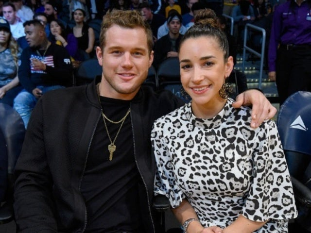 'The Bachelor' Colton Underwood Hasn't Reached out to Aly Raisman After Discussing Her Assault on Air