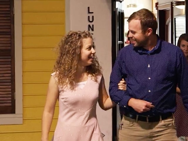'Counting On': Abbie and John David Duggar Share First Photo of Daughter Grace
