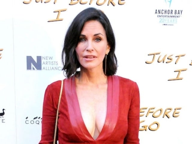 Courteney Cox Shares the Unique Details of How She Lost Her Virginity at 21
