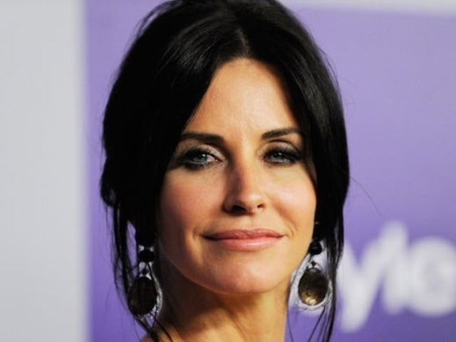 Courteney Cox Reacts to Being Mistaken for Caitlyn Jenner