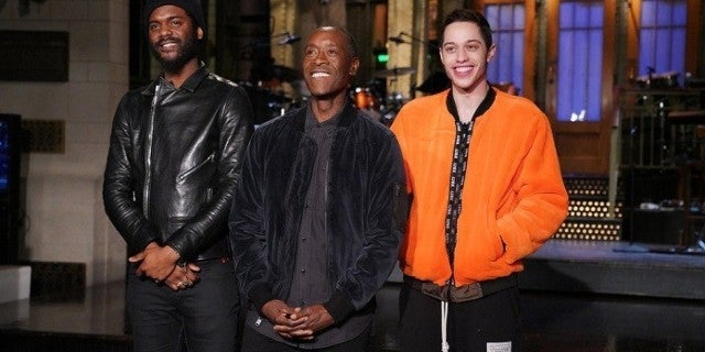 don-cheadle-pete-davidson-snl-nbc