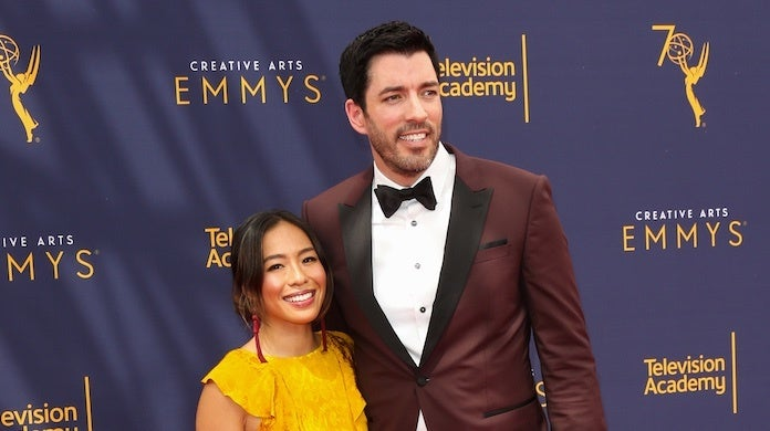 drew-scott-linda-phan-getty