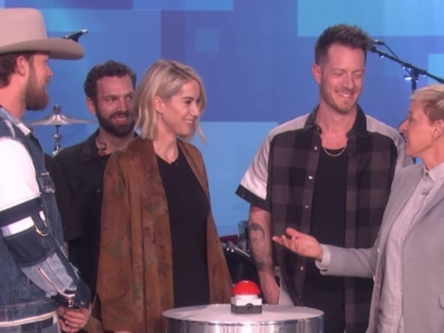 Florida Georgia Line's Tyler Hubbard Learns Sex of Upcoming Baby in 'Ellen Show' Surprise