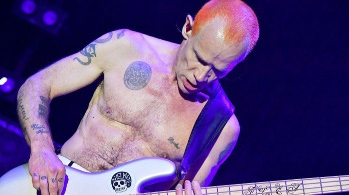 flea-red-hot-chili-peppers-getty