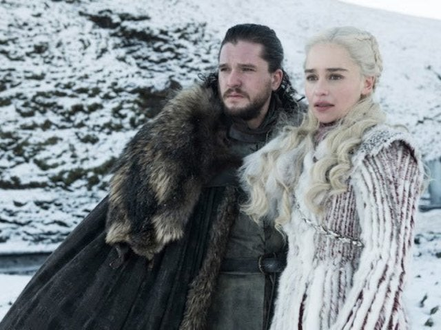 'Game of Thrones' Fans Can't Get Over Jon and Daenerys' Big Scene