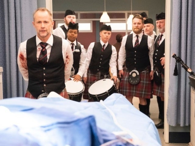 'Grey's Anatomy' Welcomes 'Lord of the Rings' Star Billy Boyd in New Photos