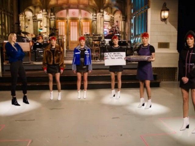 'SNL' Host Halsey Multiplies by 8 in New Promo