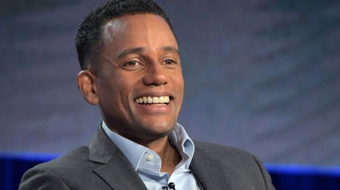 hill harper getty images